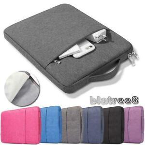 Laptop Carrying Protective Sleeve Case Bag For Apple Macbook Air/Pro/Retina iPad