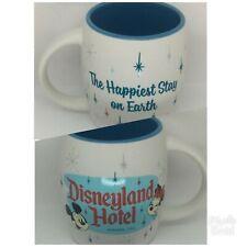 2020 Disneyland Hotel the Happiest stay on Earth Coffee mug