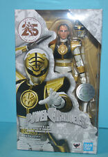 Power Ranger (14cm) Official S.H. Figuarts Action Figure: Tommy White Ranger
