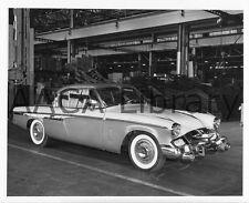 1955 Studebaker Speedster inside factory, Factory Photo (Ref. #91567)