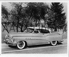 1953 Buick Model 56R Super 2-door Riviera, Factory Photo (Ref. # 28444)