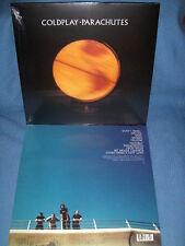 COLDPLAY PARACHUTES 180 GRAM VINYL LP NEW SEALED $15.99