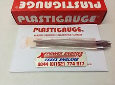 PLASTIGAUGE  BEARING CLEARANCE CHECKER AUTOMOTIVE MARINE MOTORCYCLE CRANKSHAFT