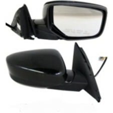 2012 Honda Accord Crosstour Right/Passenger Side View Door Mirror w/o Memory