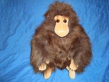 "National Geographic Kids Plush Monkey 11"" 2008"