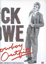 NICK LOWE ans his COWBOY OUTFIT all new material GERMANY 1984 EX+ LP