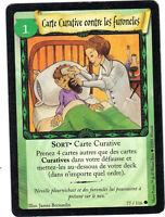Harry Potter n° 77/116 - Carte curative contre les furoncles  (4463)