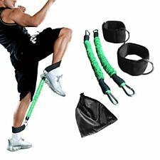 Ankle Resistance Speed & Agility Training Band for Football Kick Boxing Practice
