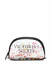 Victorias Secret Sparkle Beauty Makeup Cosmetic Bag NWT