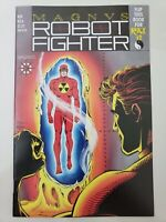 MAGNUS ROBOT FIGHTER #6 (1991) VALIANT 2ND FULL APPEARANCE OF RAI! WITH CARDS!