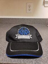 W.W. Williams Heavy Equipment Co Hat Cap Industrial Equipment Black NWOT
