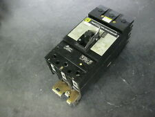 Square D Khb36225 Molded Case Circuit Breaker 3 Pole 225 amp 600v I-Line w/lock