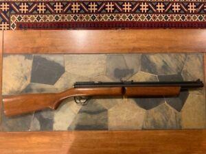 Crosman Model 397PA .177 cal