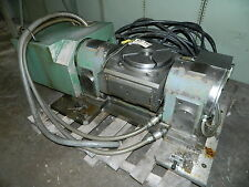 "12"" High Performance Precision 4th & 5th Axis CNC Tilting Rotary Table USA Used"