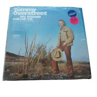 TOMMY OVERSTREET - MY FRIENDS CALL ME T.O. - VINYL LP