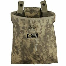 BULLE US Army Digital Camo UCP ACU GRANDE Cintura Custodia vuota speso Mag Pouch