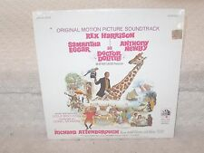 Doctor DoLittle 20th Century Fox Records Soundtrack Stereo LP Mint!!! Sealed!!!