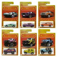 Matchbox 2020 Retro Series - Wave 1 - Target Exclusive Full Set 6 Vehicles