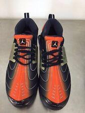 Rare Vintage Nike Air Jordan Trunner Bubble Shoes Size 11.5 Orange / Black NEW!