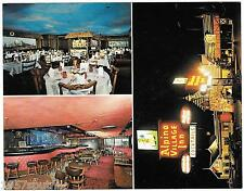 Alpine Village Inn Phoenix Arizona Las Vegas Denver Restaurant Postcard Rare ze