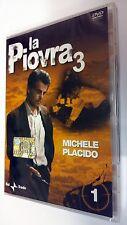 La Piovra 3  DVD Serie Televisiva Stagione 3 Volume 1 - Michele Placido