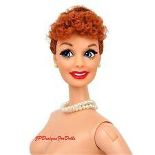 """Barbie I Love Lucy (B) épisode 30 """"Lucy ne une publicité télévisée"""" poupée (B) 1997 NEUF"""