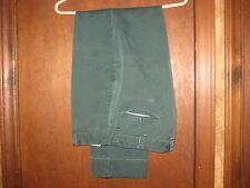 Explorer 1960s Dark Green Pants, Waist 30, Inseam 30     eb04 #3