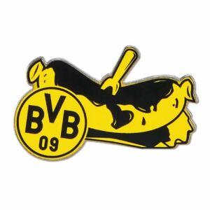 """BVB Pin """"Bratwurst""""   Borussia Dortmund"""