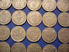 10 Heller 1893 - 1910. 20 Austrian Empire original coins. Austria.