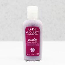 OPI Avojuice JASMINE Skin Quenchers Hand & Body Mini Sample Lotion 30 mL 1 oz