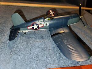 "FRANKLIN MINT/ARMOUR F4U Corsair WWII Aces Maj. Gregory ""Pappy"" Boyington"