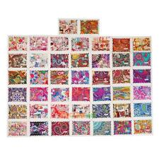44pcs/set Nail Sticker Flower Water Decals Transfer Foil Floral Design Nail Art