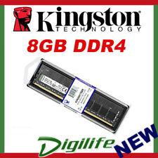 Kingston ValueRAM 8GB DDR4 2400MHz Desktop Computer Memory RAM 1.2V