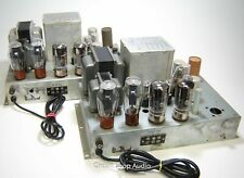 Pair of Webster / Allen Organ 90 Mono Tube Amplifiers / 6550B -- KT