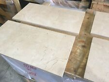 Marble Tiles Honed Brushed Floor and Wall Natural Stone Tile 300x600x15mm 25m2