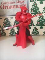 Praetorian Guard Last Jedi Christmas Hallmark Keepsake Star Wars Ornament NIB