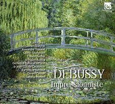 C Debussy - Debussy Impressionniste [CD]