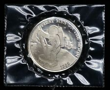 1989 $5 First Men on the Moon Landing 20th Anniversary Marshall Islands