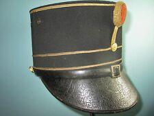 signed Dutch pre-WW2 ltcol kepi shako visor cap Hat mutze kradchen helmet 1930s