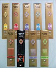 Gonesh Premium Incense Sticks 20 Pack: Choose Scent BUY 4 GET 2 FREE (6 IN CART)