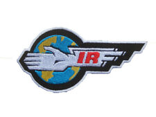 Gerry Anderson THUNDERBIRDS IR International Rescue LOGO embroidered Badge Patch