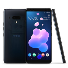 HTC U12+ 128GB (Unlocked) 6GB RAM 4G LTE 16MP 6in IP68 Blue