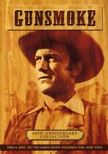 Gunsmoke: 50th Anniversary Collection [6 Discs] (2006, DVD NEW)