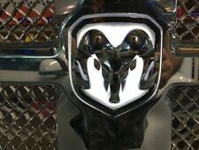 13-18 Ram 1500 2500 3500 Ram Head Illuminated Lighted Grille Nameplate Emblem CH