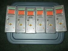1991-92 Michael Jordan Upper Deck Basketball Locker Box Set 1-6 Factory Sealed