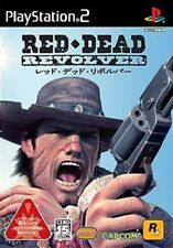Used PS2 Red Dead Revolver   Japan Import (Free Shipping)、