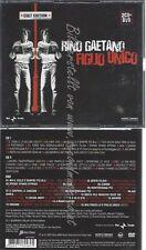 CD--RINO GAETANO--FIGLIO UNICO: CULT EDITION | 2 CDS +DVD