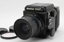 EXC++++ Mamiya RZ67 Pro w/ Sekor Z 90mm f/3.5 Lens 120 Film Back from Japan #612