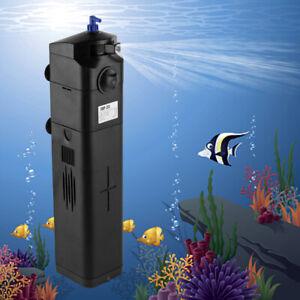 B-Ware 13W UV-Sterilisator-einstellbarer Pumpenfilter für 285L-Aquarium geeignet