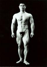 "Tamotsu Yato Vintage 1970s Nude Japan Male Muscle - 17""x22"" Fine Art Print-01086"